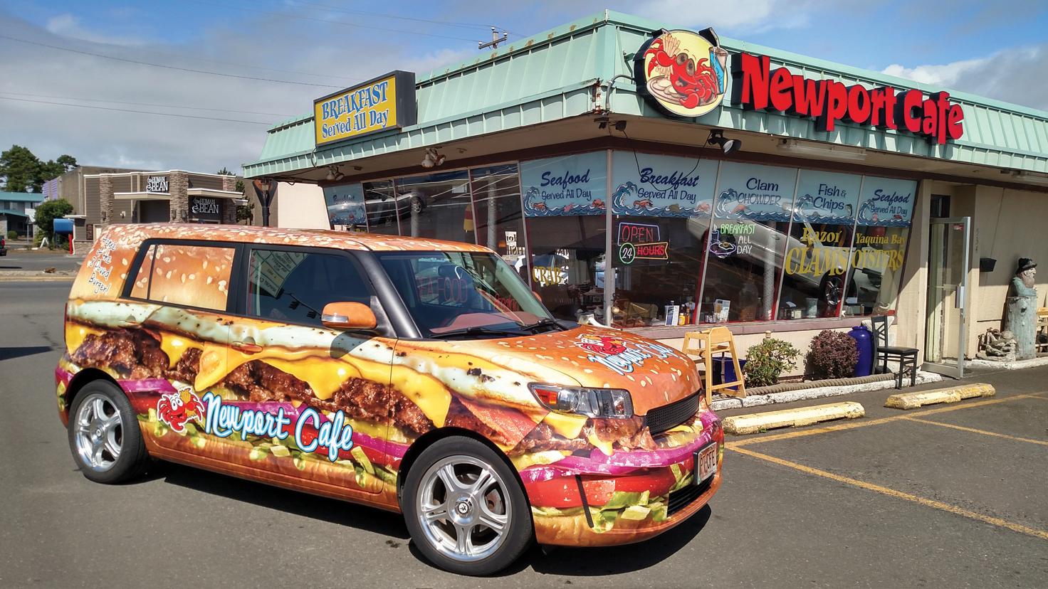 Newport Cafe | Oregon